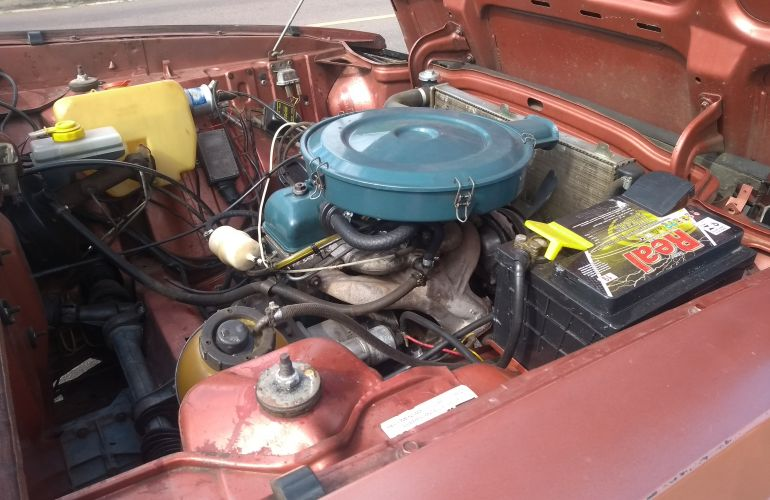 Ford Corcel II Sedan  1.6 - Foto #5