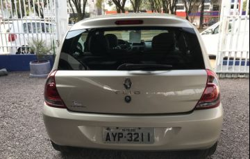 Renault Clio Hatch. Expression 1.0 16V (flex) 4p - Foto #8