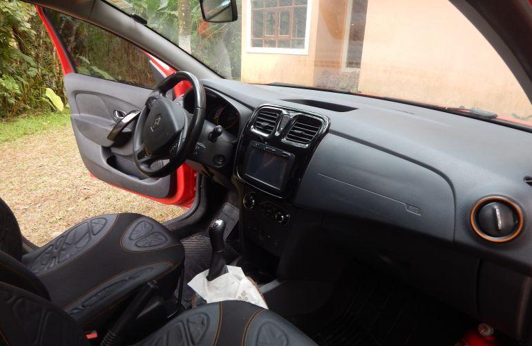 Renault Sandero Stepway 1.6 8V (Flex) - Foto #4