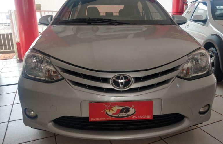 Toyota Etios Sedan XS 1.5 (Flex) (Aut) - Foto #6