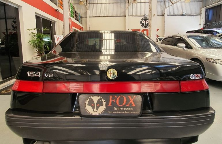 Alfa Romeo 164 3.0 Super V6 24v - Foto #8