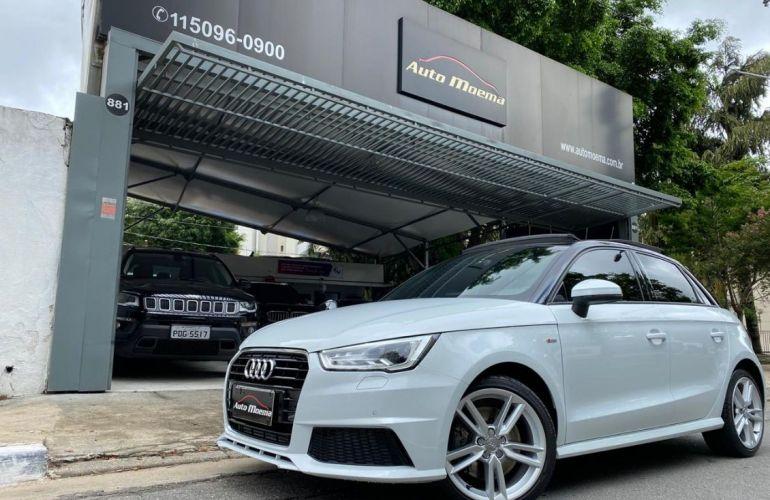 Audi A1 1.8 Tfsi Sportback Ambition - Foto #1