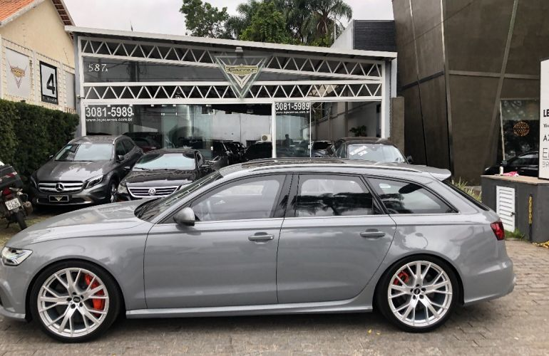 Audi Rs6 4.0 Avant V8 32v Bi-turbo - Foto #1