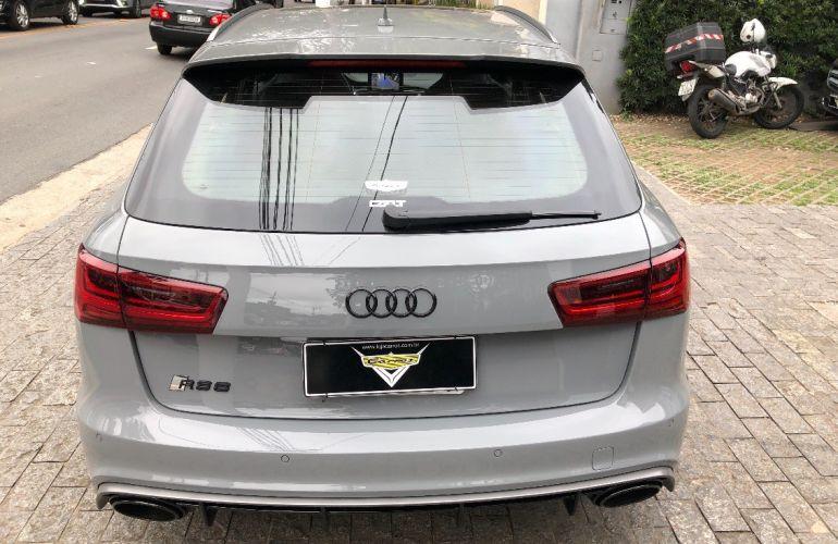 Audi Rs6 4.0 Avant V8 32v Bi-turbo - Foto #4