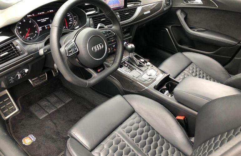 Audi Rs6 4.0 Avant V8 32v Bi-turbo - Foto #5
