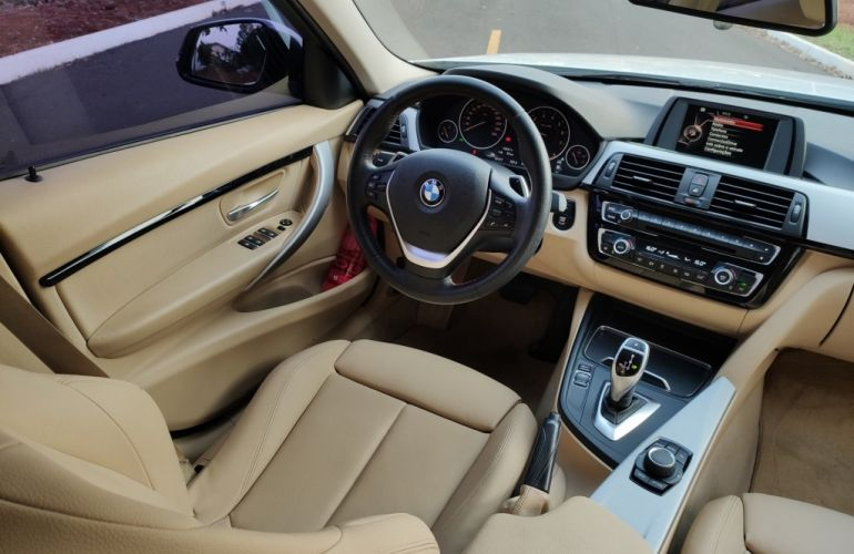 BMW 320i 2.0 ActiveFlex - Foto #8