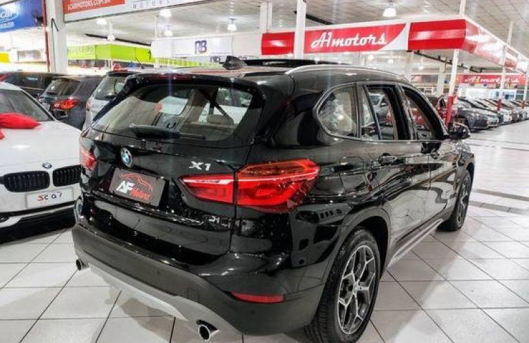 BMW X1 2.0 16V Turbo Sdrive20i X-line - Foto #6