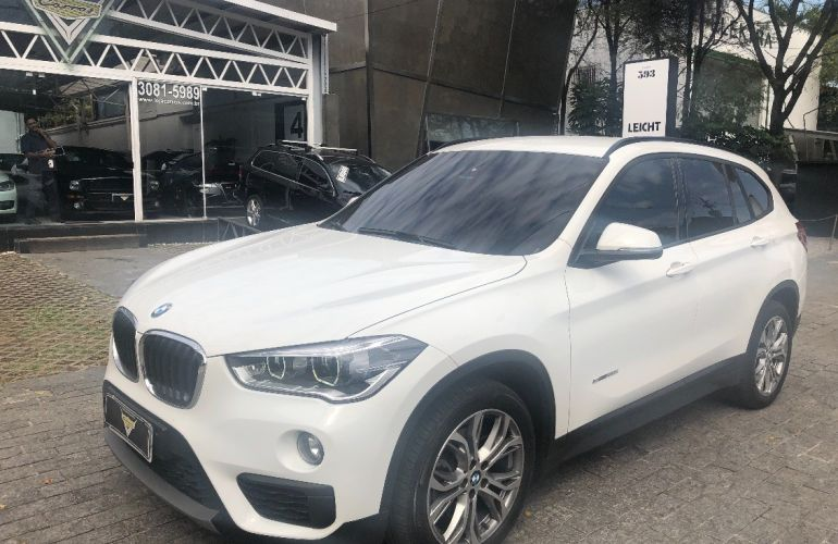 BMW X1 2.0 16V Turbo Sdrive20i - Foto #3