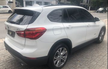 BMW X1 2.0 16V Turbo Sdrive20i - Foto #5