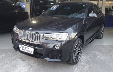 BMW X4 3.0 M Sport 35i 4x4 V6 24v Turbo - Foto #3