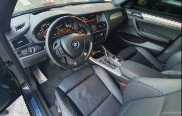 BMW X4 3.0 M Sport 35i 4x4 V6 24v Turbo - Foto #7