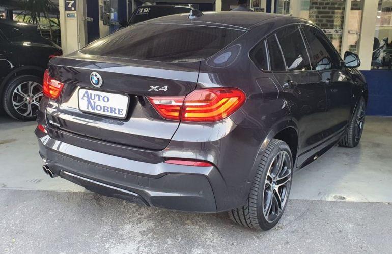 BMW X4 3.0 M Sport 35i 4x4 V6 24v Turbo - Foto #9