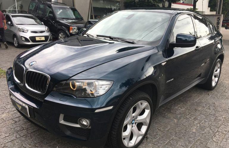 BMW X6 3.0 35i 4x4 Coupé 6 Cilindros 24v - Foto #3