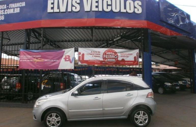 Chevrolet Agile 1.4 MPFi LTZ 8v - Foto #1
