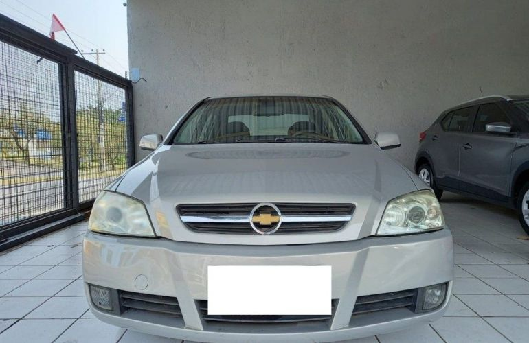 Chevrolet Astra 2.0 MPFi Elegance 8v - Foto #1