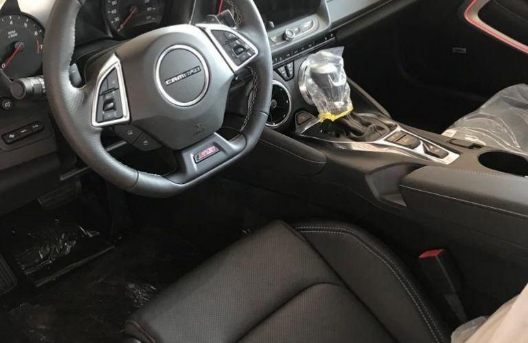 Chevrolet Camaro 6.2 V8 Ss - Foto #6