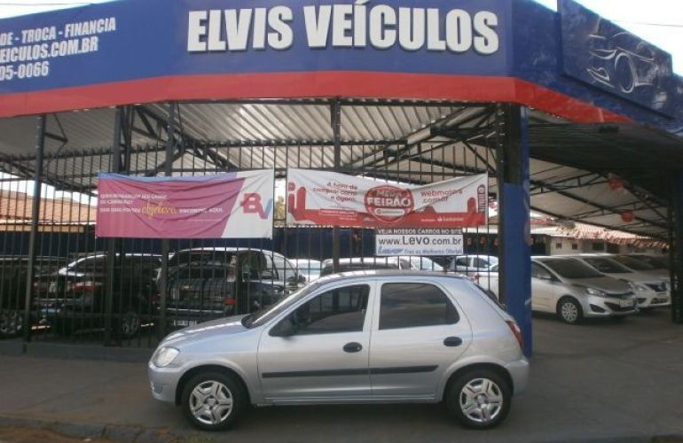 Chevrolet Celta 1.0 MPFi Super 8v - Foto #1