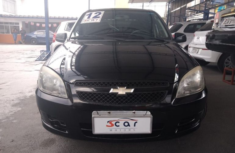 Chevrolet Celta 1.0 MPFi LT 8v - Foto #2