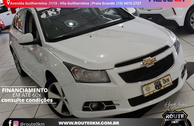 Chevrolet Cruze 1.8 LT Sport6 16v - Foto #1