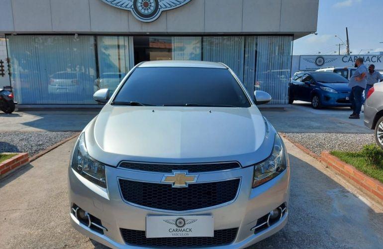 Chevrolet Cruze 1.8 LT Sport6 16v - Foto #2