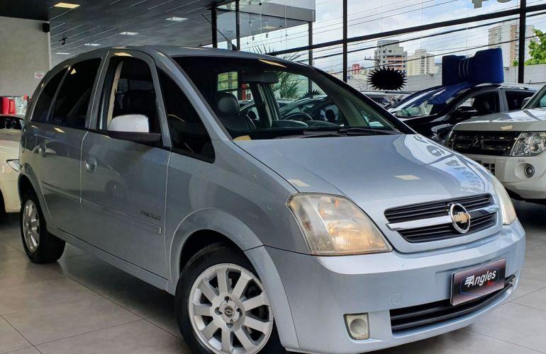 Chevrolet Meriva 1.8 MPFi Premium 8v - Foto #1