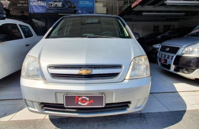 Chevrolet Meriva 1.4 MPFi Joy 8v - Foto #2