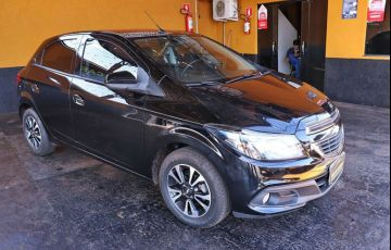 Chevrolet Onix 1.4 MPFi LTZ 8v - Foto #2