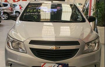 Chevrolet Onix 1.0 MPFi LS 8v - Foto #4