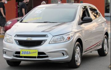 Chevrolet Onix 1.0 MPFi LT 8v - Foto #1