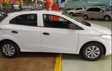 Chevrolet Onix 1.0 MPFi Joy 8v - Foto #7