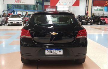 Chevrolet Onix 1.0 MPFi LT 8v - Foto #3