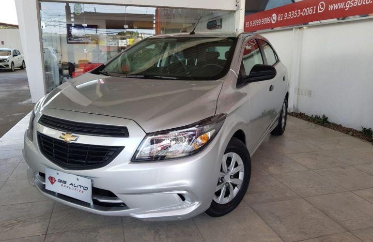 Chevrolet Onix 1.0 MPFi Joy 8v - Foto #1