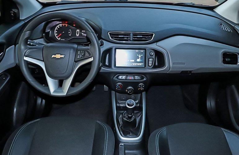 Chevrolet Onix 1.0 MPFi LT 8v - Foto #10