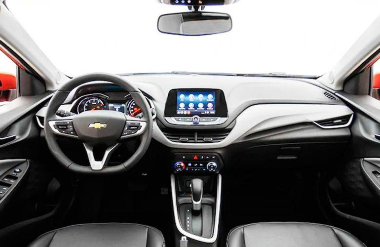 Chevrolet Onix 1.0 Turbo LTZ - Foto #5