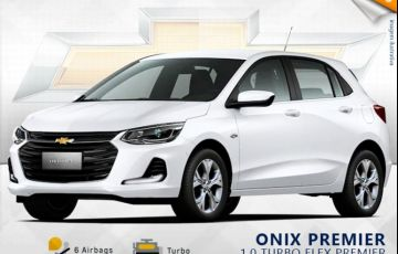 Chevrolet Onix 1.0 Turbo Premier