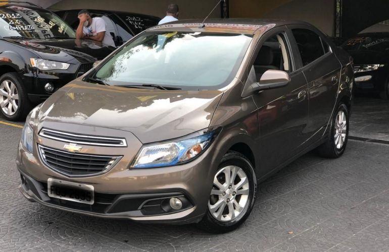 Chevrolet Prisma 1.4 MPFi LTZ 8v - Foto #1