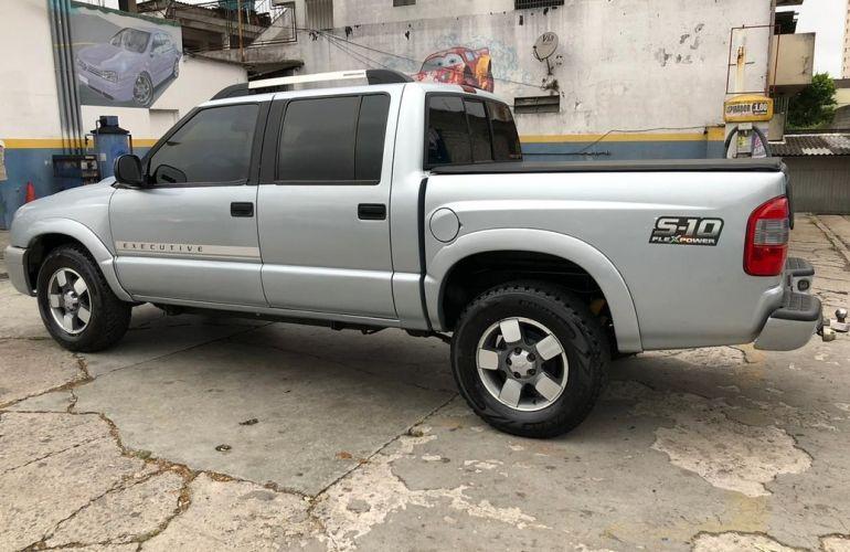Chevrolet S10 2.4 MPFi Executive 4x2 CD 8v - Foto #3