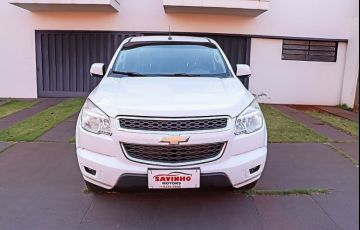 Chevrolet S10 2.5 LT 4x4 CD 16v - Foto #1