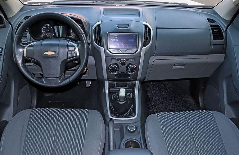 Chevrolet S10 2.5 LT 4x4 CD 16v - Foto #5