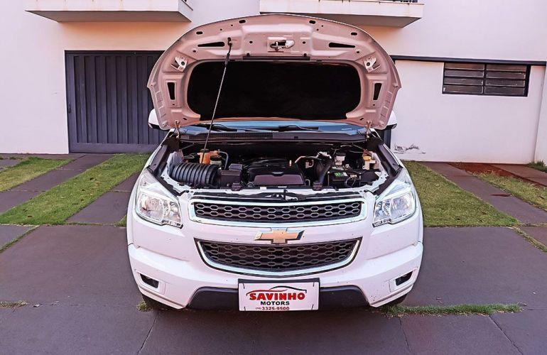 Chevrolet S10 2.5 LT 4x4 CD 16v - Foto #8