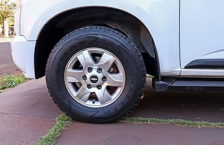 Chevrolet S10 2.5 LT 4x4 CD 16v - Foto #10