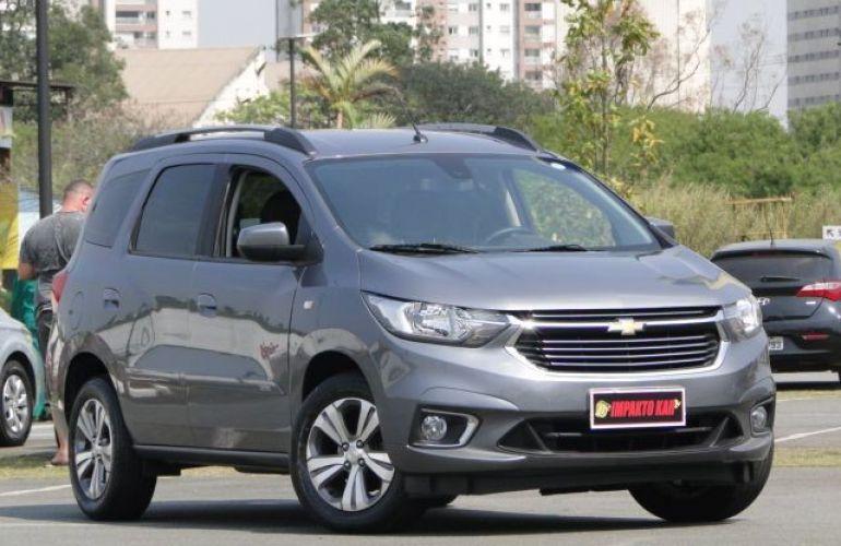 Chevrolet Spin 1.8 LTZ 8v - Foto #1