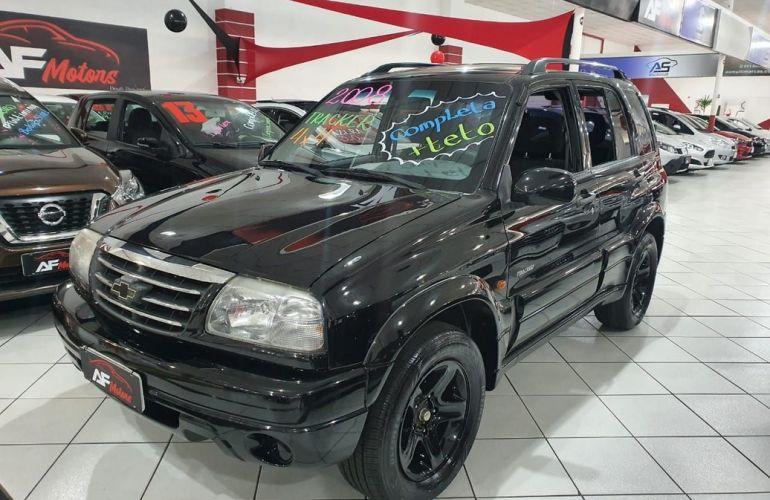 Chevrolet Tracker 2.0 4x4 8v - Foto #3