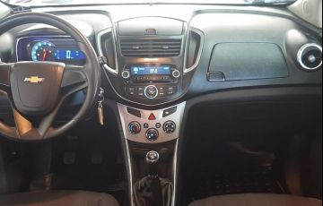 Chevrolet Tracker 1.8 MPFi Freeride 4x2 16v - Foto #10