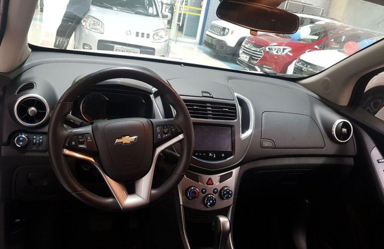 Chevrolet Tracker 1.8 MPFi LTZ 4x2 16v - Foto #7
