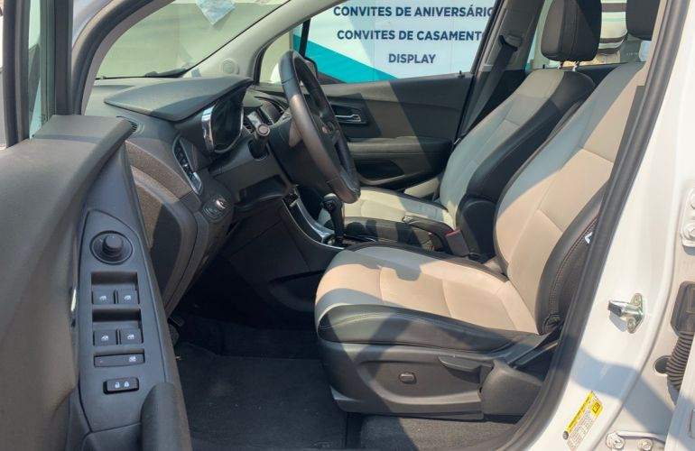 Chevrolet Tracker 1.4 16V Turbo Ltz - Foto #8
