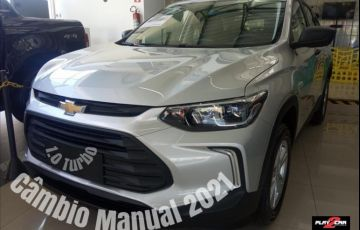 Chevrolet Tracker 1.0 Turbo - Foto #1