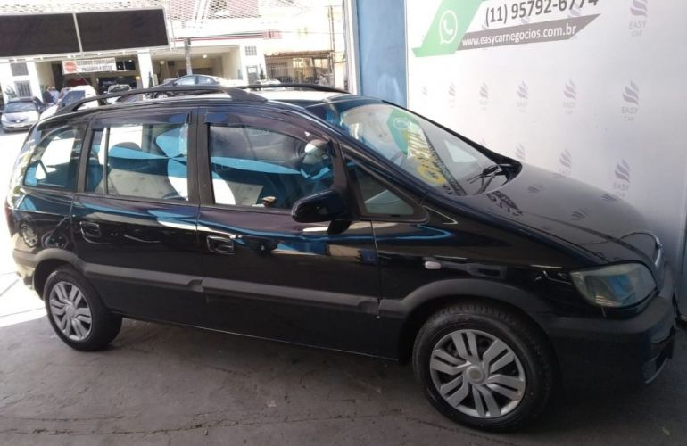 Chevrolet Zafira 2.0 MPFi CD 16v - Foto #10
