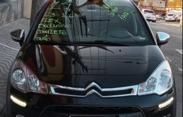 Citroën C3 1.6 Exclusive 16v - Foto #1