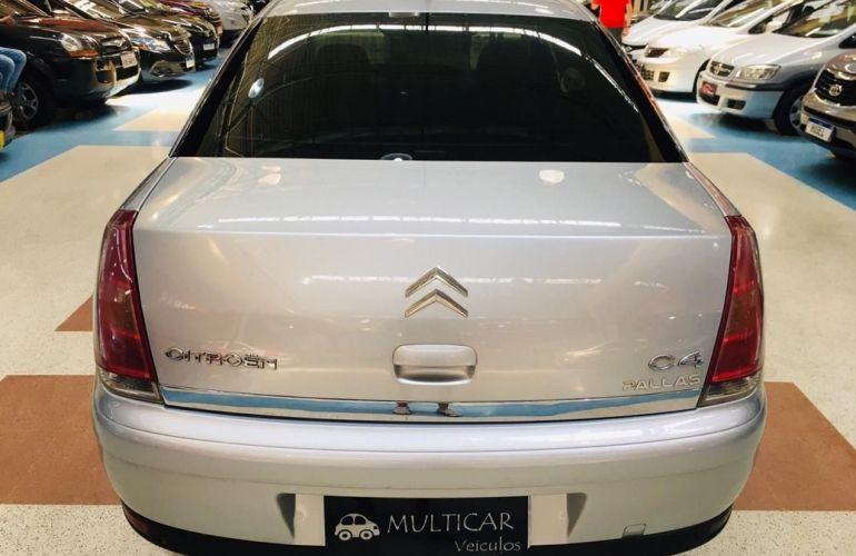 Citroën C4 2.0 Exclusive Pallas 16v - Foto #8